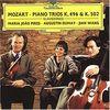 Klaviertrios 1 und 2 / Divert.KV 254