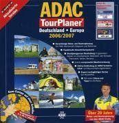 ADAC TourPlaner Deutschland Europa 2006/2007. DVD für Windows 2000/XP