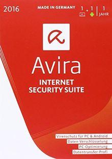 Avira Internet Security Suite 2016 (1 Gerät) (DVD Special)