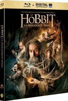 The hobbit 2 : la désolation de smaug [Blu-ray]