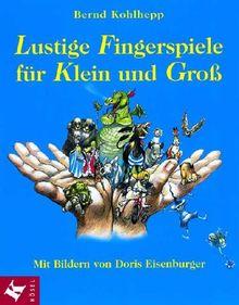 Lustige Fingerspiele für Klein und Groß