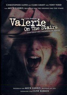 Valerie on the Stairs - Der Geist des Highberger House (Metalpak)