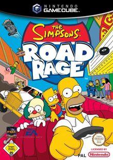 Simpsons - Road Rage
