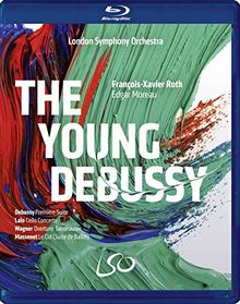 The Young Debussy (Blu-R + DVD) [Blu-ray]