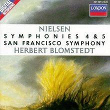 Sinfonien 4&5