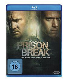 Prison Break - Die komplette Season 5 [Blu-ray]