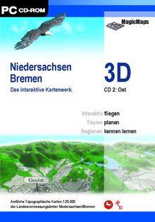Niedersachsen/Bremen 3D: CD 2, Ost