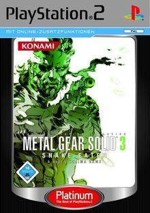 Metal Gear Solid 3: Snake Eater [Platinum]