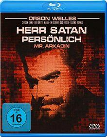Herr Satan persönlich (Mr. Arkadin) [Blu-ray]