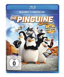 Die Pinguine aus Madagascar [Blu-ray]