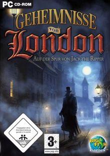 Geheimnisse von London: Auf der Spur von Jack the Ripper