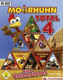 Moorhuhn Total 4 [Software Pyramide]