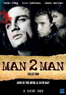 Man 2 Man Collection (Love Is the Devil & The 24th Day) [2 DVDs]