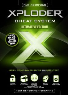 Xbox 360 - Xploder Cheat System 2.0 Ultimate Edition