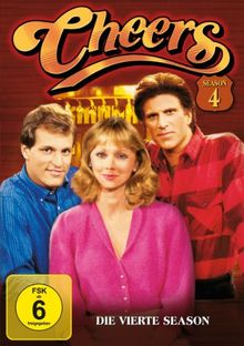 Cheers - Die vierte Season [4 DVDs]