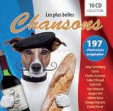 197 Chanson Originale: Non je ne regrette rien, La Mer, L'Akkordéon, Et maintenant, uvm!