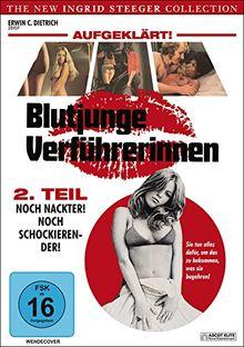 Blutjunge Verführerinnen 2 (The New Ingrid Steeger Collection)