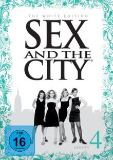 Sex and the City: Season 4 (The White Edition) [3 DVDs]