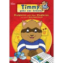 Timmy geht zur Schule: Probieren geht über Studieren (inkl. Hörspiel) - Vol. 1 [2 DVDs]