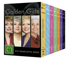 Golden Girls - Die komplette Serie (Staffel 1-7) [24 DVDs]