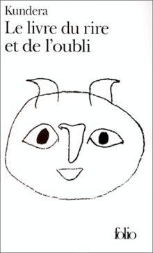 Le Livre du rire et de l'oubli (Folio)