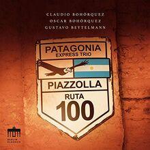 Piazzolla: Patagonia Express Trio
