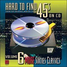 Vol. 6-More Sixties Classics