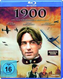1900 - Ungekürzte Fassung [Blu-ray]
