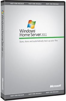 Systembuilder Windows Home Server 2011 64Bit OEM