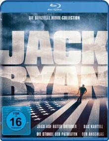 Jack Ryan Box [Blu-ray]