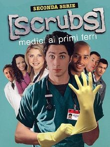Scrubs - Medici ai primi ferri Stagione 02 [4 DVDs] [IT Import]