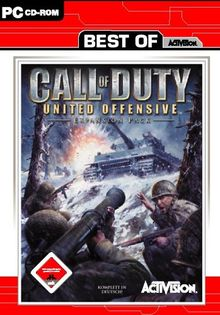 Call of Duty: United Offensive (Add-on) [Best of Activision]