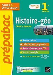 Histoire-Géographie 1re