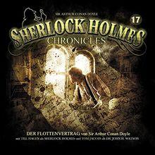 Sherlock Holmes Chronicles 17-Der Flottenvertrag