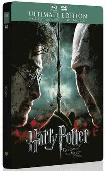 Harry potter et les reliques de la mort partie 2 [Blu-ray] [FR Import]