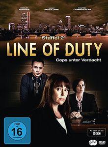 Line of Duty - Cops unter Verdacht, Staffel 2 [2 DVDs]