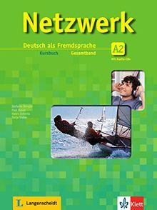 Netzwerk A2: Deutsch als Fremdsprache. Kursbuch mit 2 Audio-CDs
