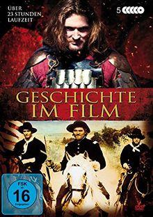 Geschichte im Film (5 DVDs)
