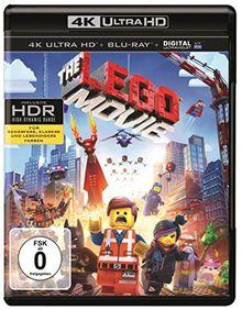 The Lego Movie (4K Ultra HD) [Blu-ray]
