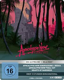 Apocalypse Now / Limited 40th Anniversary Steelbook Edition / 4K Ultra HD [Blu-ray]