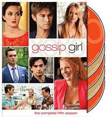 Gossip Girl: The Complete Fifth Season (5pc) [DVD] [Region 1] [NTSC] [US Import]