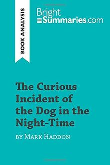The Curious Incident of the Dog in the Night-Time by Mark Haddon (Book Analysis): Detailed Summary, Analysis and Reading Guide (BrightSummaries.com)