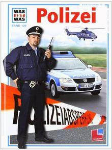 Was ist was, Band 120: Polizei