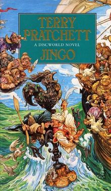 Jingo: A Discworld novel (Discworld Novels)