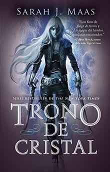 Trono de cristal #1 / Throne of Glass #1 (Trono de Cristal / Throne of Glass, Band 1)