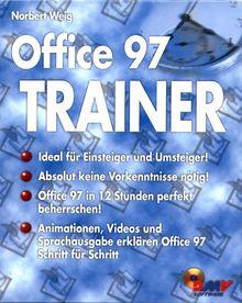 Office 97 Trainer. CD- ROM