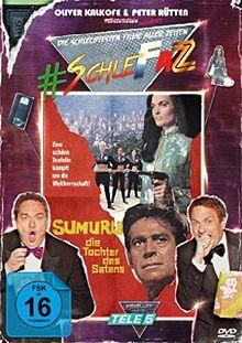 #SchleFaZ - Sumuru - Die Tochter des Satans