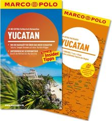 MARCO POLO Reiseführer Yucatan