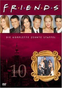 Friends - Die komplette zehnte Staffel (5 DVDs)