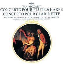 Mozart:Concerto pour Flute & H